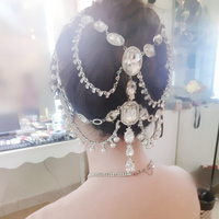 Cupid S Love Pretty Good Korean Wedding Dress Accessories Bridal Headdress Necklace Styling Hair Accessories