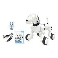 Wireless Remote Control Smart Robot Dog Kids Toy Intelligent Talking Robot Dog Toy Electronic Pet Child Educational Toys