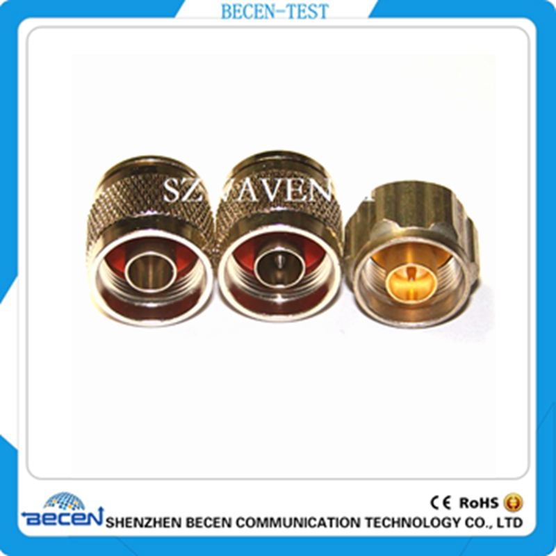 High quality N male connector RF Coax Calibration,include short type,load type,open type,50 ohm,3GHz,6GHz,9GHz can be chosen цена 2017