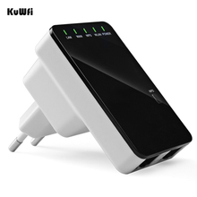 300Mbps inalámbrico N Mini Router Wifi extensor de señal WPS soporta AP Router cliente puente y repetidor modos