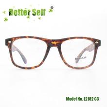 Better Self L2182 Woman Eyeglasses Frame Glasses Retro Men Optical Vintage Eyewear