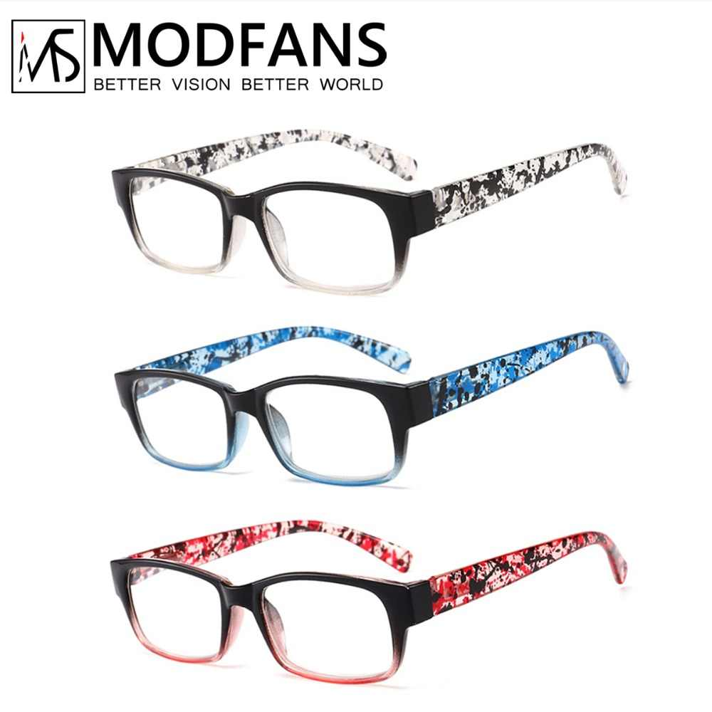 152694a159 ... Reading Glasses Women Glasses Male Square PC Frame Clear Glass Lens  Fashion design With Diopter 1 ...