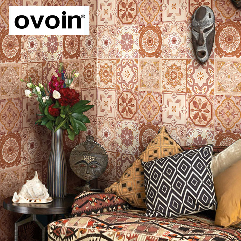 2017 Hot Bohemian Style Vintage Brick Wallpaper Wall Paper Roll Abstract Art Classic Home Decoration In Wallpapers From Improvement On Aliexpress