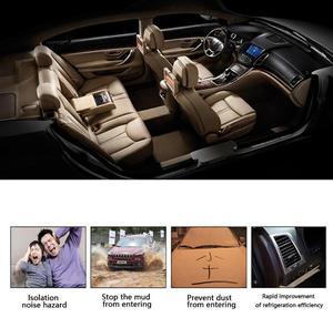Image 3 - Dragonpad 5M D Shape Car Door Window Trim Edge Hollow Seal Strip Rubber Weatherstrip Car Accessories