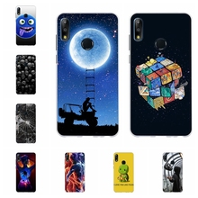 For Asus Zenfone Max Pro M2 ZB631KL Case TPU For Asus Max Pro M2 ZB631KL Cover Moon Patterned For Asus Max Pro M2 ZB631KL Shell asus a88x pro