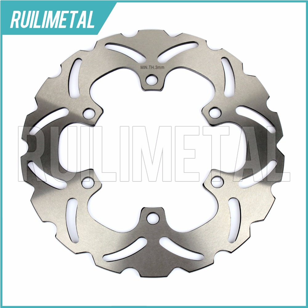 Front Brake Disc Rotor for HONDA VT 125 C SHADOW 99 00 01 02 03 04 05 06 07 08 CMX 250 REBEL CMX250 C2 1999 2000 рычаги тросики и кабели для мотоцикла rctoper honda vtr1000f firestorm 98 99 00 01 02 03 04 05