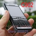 Original abierto de sony ericsson c902 teléfono móvil 3g 5mp reformado