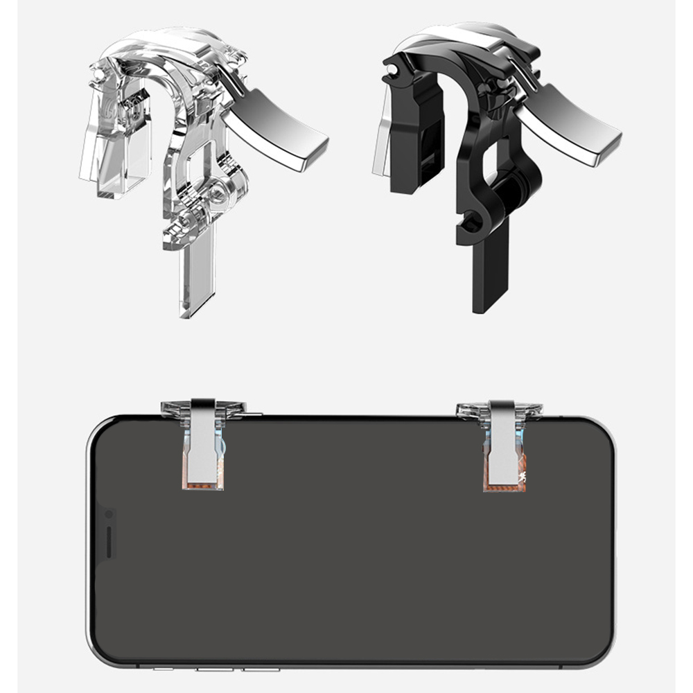 Trigger-Controller Gamepad Game-Joystick Smartphone-Phone L1r1-Shoot Pubg Mobile iPhone