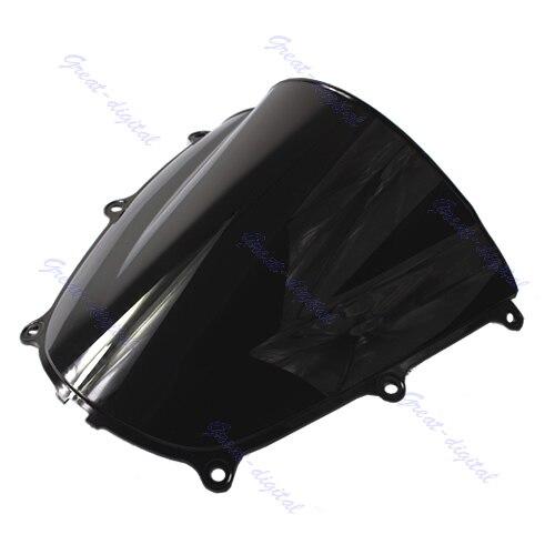1PC WindScreen For Honda CBR 600 RR CBR600RR 2005-2006 Black Motorcycle Windshield Accessory