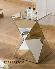 Зеркало Угол несколько кромки стекла диван несколько простых нео-классический Европейский постмодерн мебель
