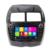 Dom gratuito mapa do gps do carro dvd sistema multimídia player wince 6.0 sat nav para mitsubishi asx