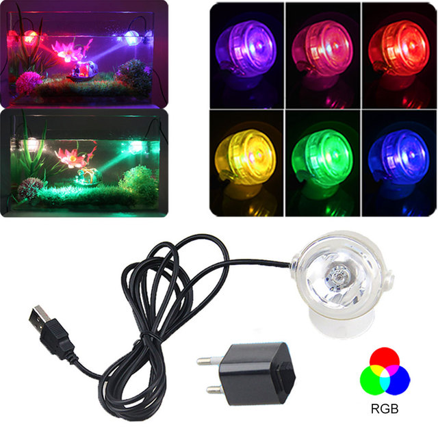 Aquarium LED Verlichting Waterdichte Onderwater Spotlight Marine ...