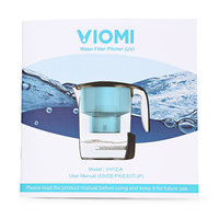 Xiaomi VIOMI VH1Z A Smart UV Disinfection Multi Effect Water Filters Pitcher