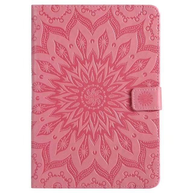 Case For Samsung Galaxy Tab A 9.7 SM-T550 SM-T551 SM-T555 T550 Protective Leather Cover For T550 Tablet Cases Flower Series