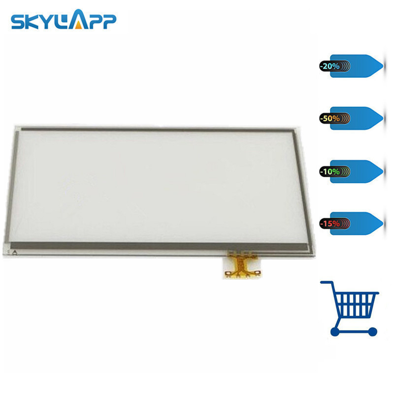 Skylarpu GPS Navigation For Garmin Nuvi 205W 260W 250W 255W Touch Screen Digitizer Panel Glass Free Shipping