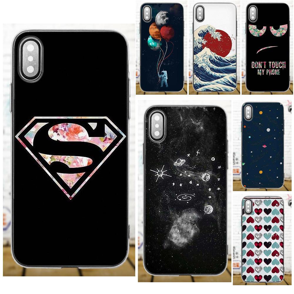 Merry Go Round Planet Space Alien Sky For Apple iPhone 4 4S 5 5C 5S SE 6 6S 7 8 Plus X For LG G3 G4 G5 G6 K4 K7 K8 K10 V10 V20