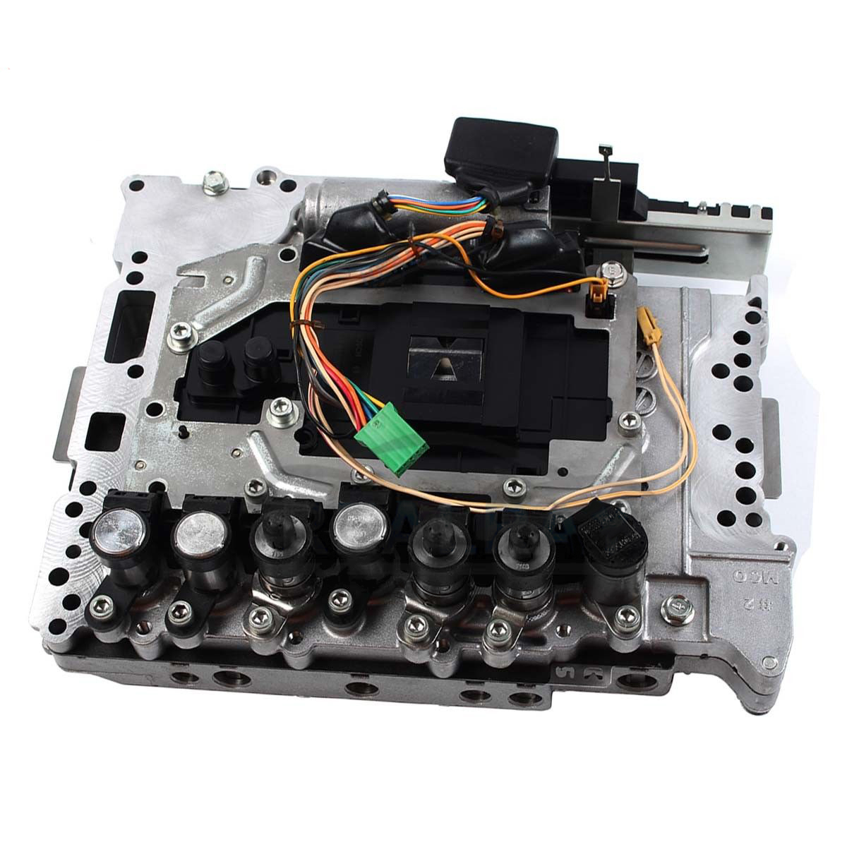 Remanufactured RE5R05A Valve Body Fits For Nissan Xterra Pathfinder/Armada/Frontier With All Solenoids And TCM