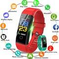 Новые умные часы для мужчин и женщин  пульсометр  кровяное давление  фитнес-трекер  умные часы  спортивные часы для ios android + коробка