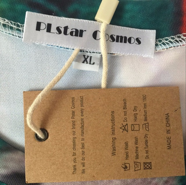 PLstar Cosmos Hipster Galaxy 3D t shirt Anime Dragon Ball Z T-shirts Funny Vegeta/Goku print t shirts Men Women Casual tee shirt