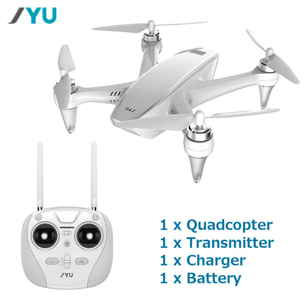 JYU Hornet 2 RC Racing Quadcopter Streamlined 5.8G 4K Standard Version With 3600mAh Intelligent Flight Battery for New Beginner driven racing standard clip ons 55mm black dclo55bk