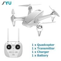 JYU Hornet 2 RC Racing Quadcopter Streamlined 5.8G 4K Standard Version With 3600mAh Intelligent Flight Battery for New Beginner