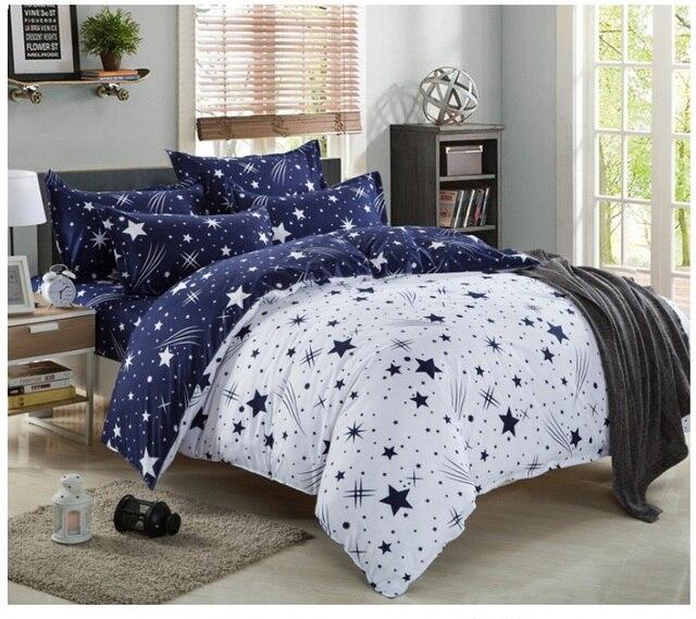 Unihome Акция!!! постельные принадлежности постельное белье 3/4 шт. Постельных Принадлежностей одеяло кровать установить постельное белье TYBO90D
