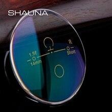 SHAUNA 1.56 処方 CR 39 樹脂非球面眼鏡レンズ老眼累進多焦点近視遠視レンズ