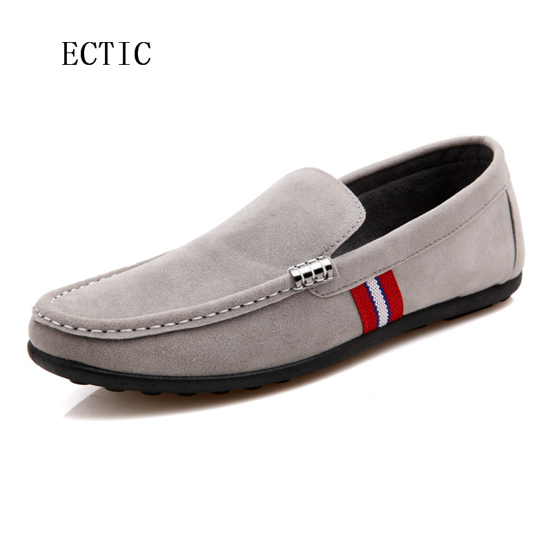 2017 Men Summer slip on shoes suede Leather loafers light Soft Fashion print Comfortable Driving men flats luxury zapatos hombre fashion nature leather men casual shoes light breathable flats shoes slip on walking driving loafers zapatos hombre