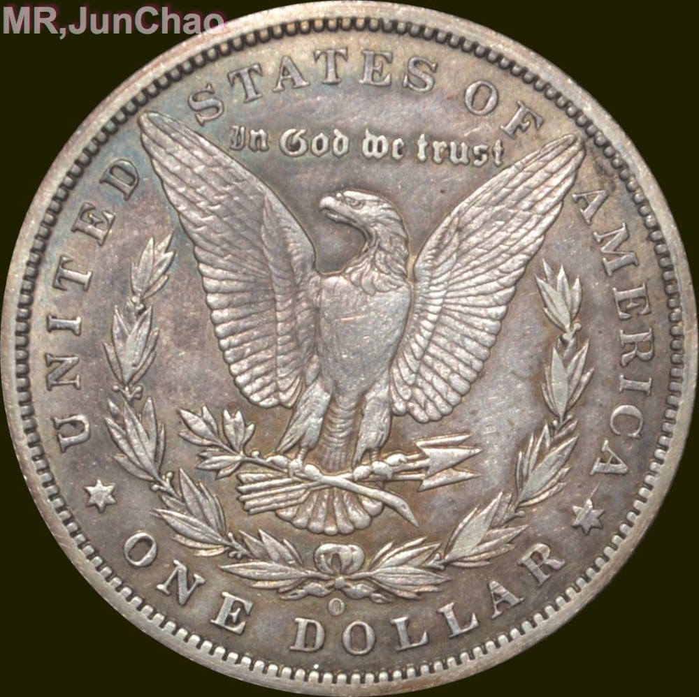 United States 1902 O 90 Silver Morgan One Dollar Replica