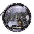 1PCS 7inch 75W Round LED Headlight 7500LM Hi/Low Beam Head Light with Bulb DRL for wrangler TJ LJ JK CJ-7 CJ-8 Scrambler Harley