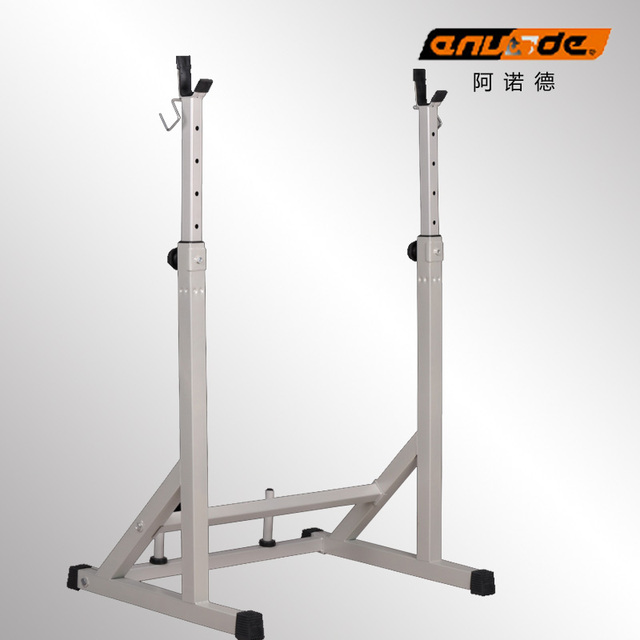 Adjustable weightlifting rack weight loss fitness squat rack barbell ...