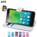 For Lenovo C2 Vibe C2 K10A40 5.0'' Phone Cases with Stand and Card Holder Different Fashion cover For Lenovo Vibe C2