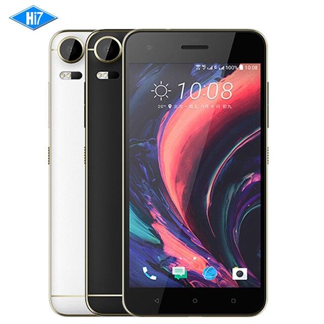 """Новый оригинальный HTC желание 10 Pro 4 ГБ Оперативная память 64 ГБ Встроенная память 4 г LTE отпечатков пальцев Octa core Android 6.0 dual SIM 20MP 5.5 """"3000 мАч мобильного телефона"""