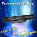 Jigu bateria do portátil para compaq 510 511 610 615 para hp business notebook 6720 s 6730 s 6735 s 6820 s 6830 s