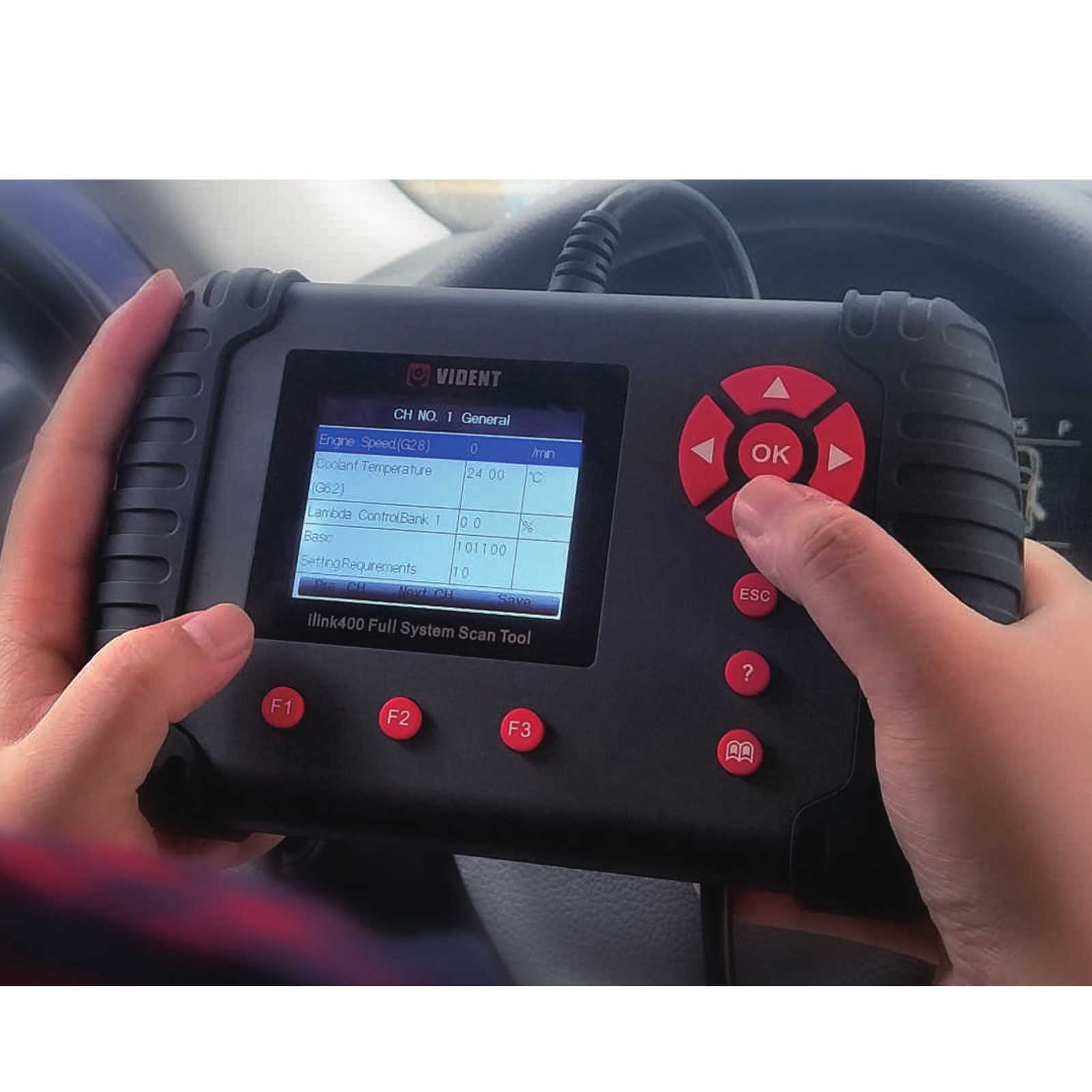 Detail Feedback Questions about VIDENT ILINK400 CAR OBD2