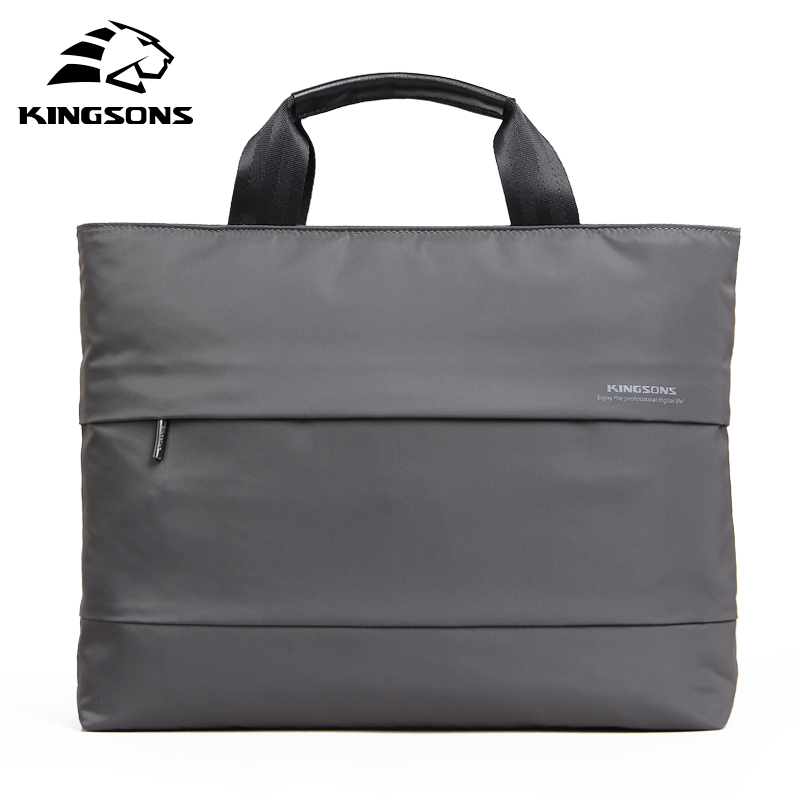 Kingsons 13.3 Inch Laptop Bag Notebook Computer Bags Protective Liner Sleeve Tablet Case For Laptop Fashion Women Bag KS3035W