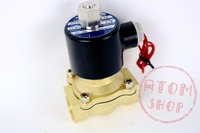 N C 2 Way 3 4 Gas Water Pneumatic Electric Solenoid Valve Water Air 2W200 20