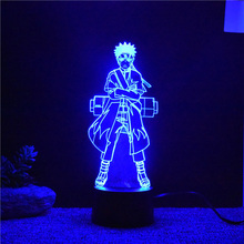 Naruto Uzumaki LED Light