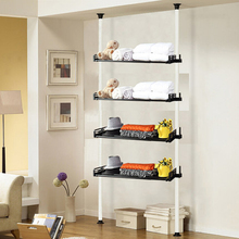 Storage rack clothes or shelf commodity toy and hat living storage  kitchen