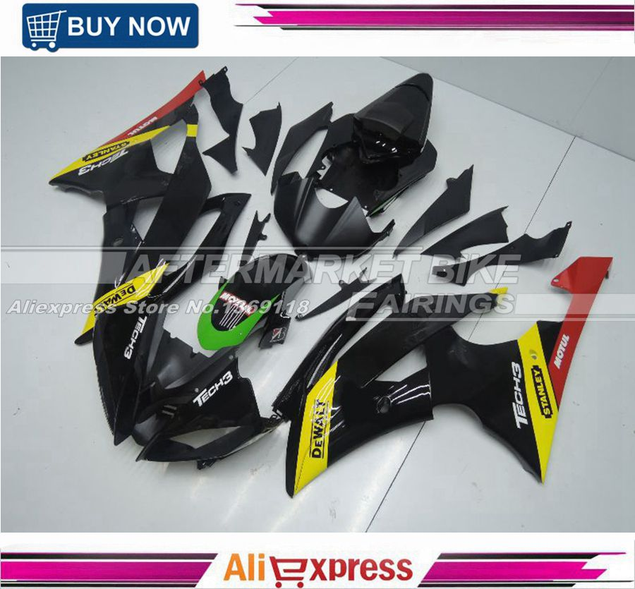 Fairings For Yamaha YZF R6 08 09 10 11 12 13 14 YZF-R6 2008 2009 2013 2014 ABS Motorcycle Fairing Kit hot sales yzf600 r6 08 14 set for yamaha r6 fairing kit 2008 2014 red and white bodywork fairings injection molding