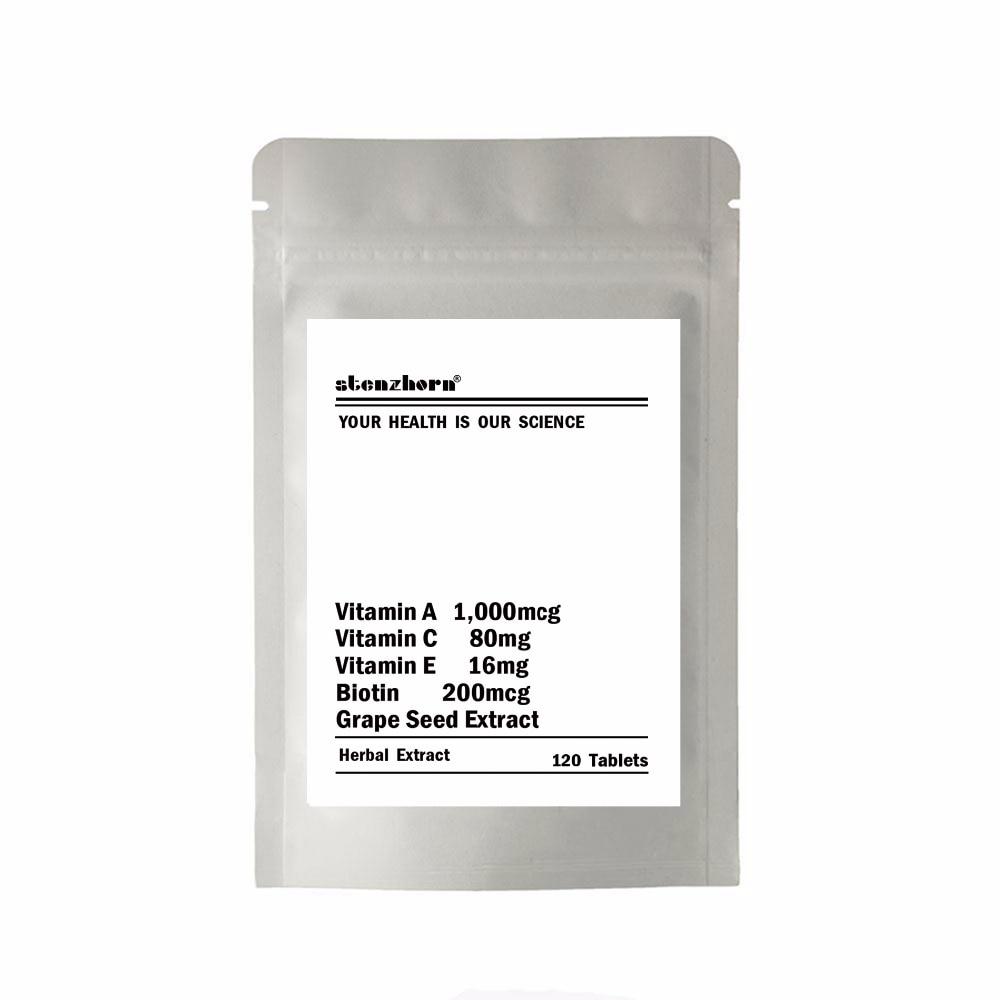 Vitamin A C E Selenium Grape Seed