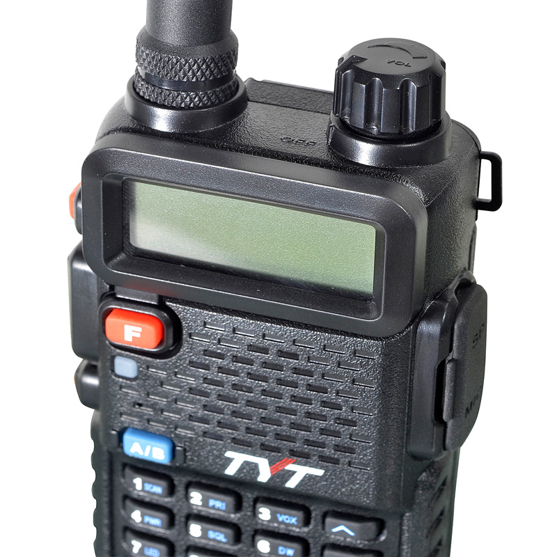 Image 3 - TYT TH UVF8 Walkie Talkie VHF & UHF 136 174 & 400 480MHz 256CH DTMF 8 Group Scrambler Dual Display Dual Standby Two Way Radio-in Walkie Talkie from Cellphones & Telecommunications