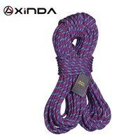 XINDA Klettern Dynamische Seil Outdoor Wandern 11mm Durchmesser Power Seil Hohe festigkeit Kabel Lanyard Sicherheit Seil Überleben Werkzeug-in Kletter Zubehör aus Sport und Unterhaltung bei