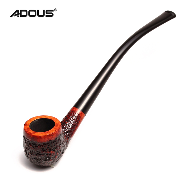 High-grade Classic Reading Trumpet Smoking Pipe 1