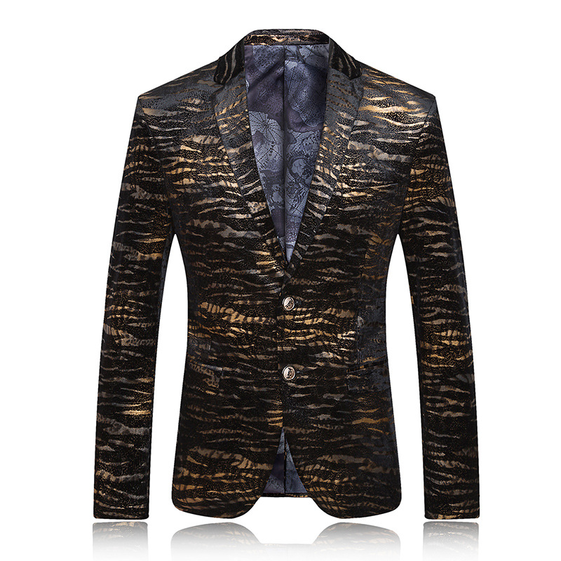 Online Buy Wholesale Leopard Print Blazer From China