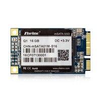 Zheino Q1 Ssd Msata3 16GB 30GB 60GB 120GB 240GB SSD SATAIII Internal Solid State Drive For