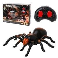 Điều Khiển từ xa Spider Toy Nhấp Nháy Mắt Không Dây RC Pet Cho Kids-m15