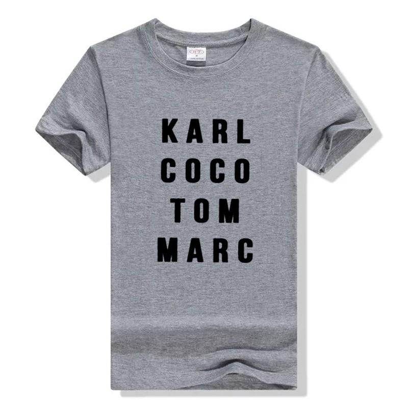 HTB1.X0oLXXXXXaxaXXXq6xXFXXX4 - Karl Coco Tom Marc Fashionista T shirt PTC 113