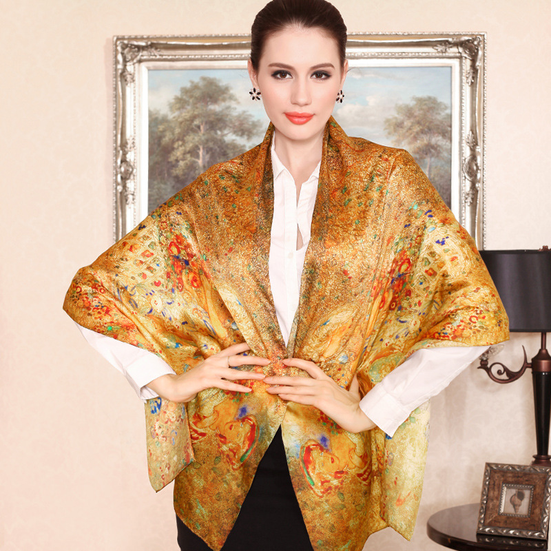 DANKEYISI vruće dizajnerski šal prirode svila luksuzni šal za žene cvjetni ljetni šal modni šal ženska besplatna dostava