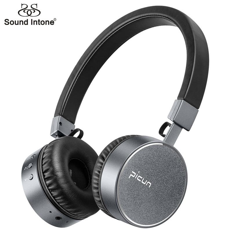 Son Entonnent P10 Bluetooth Casque avec Microphone Portable Casque Pour Xiaomi MP3 fone de ouvido Stéréo Sans Fil Écouteurs